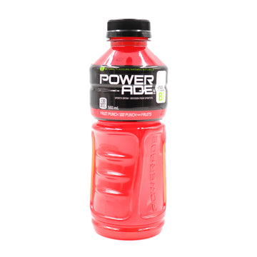Power ade Fruit Punch 591ml