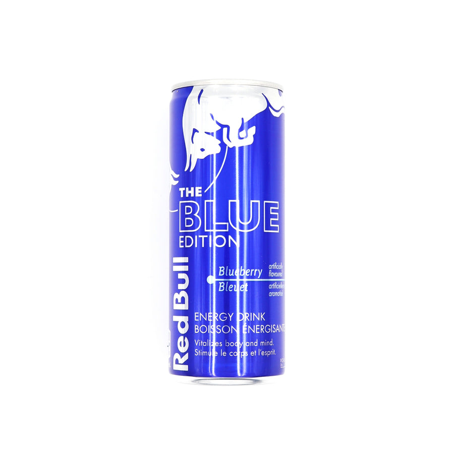 Red Bull Blue Edition