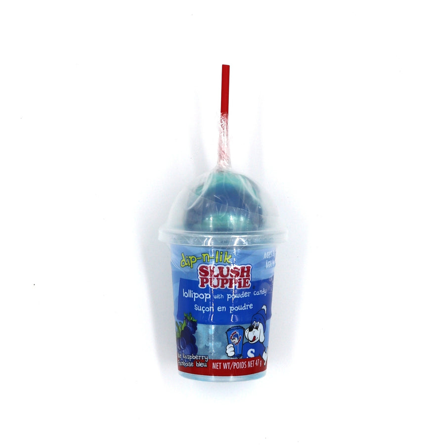 Slush Puppie Dip-N-Lik Blue Raspberry