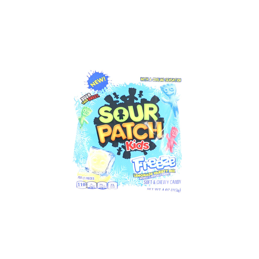 Maynards Sour Patch Kids Freeze 113g