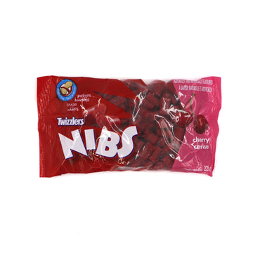 Twizzlers Nibs Cherry 225g