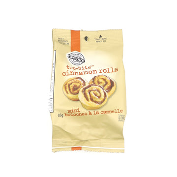 Two-bite Cinnamon Rolls 85g