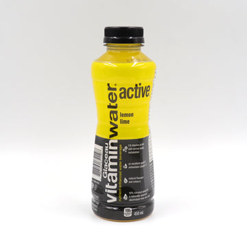 Glaceau Vitaminwater Active Lemon Lime