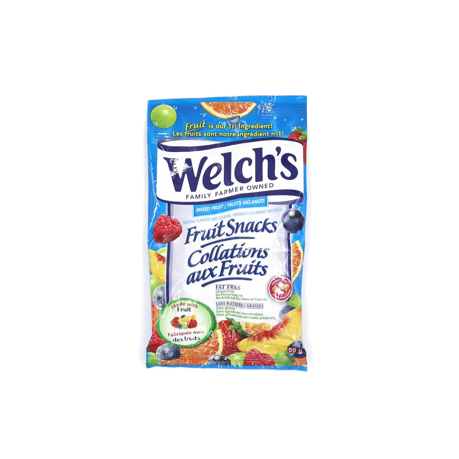 Welch's Mixed Fruit 60g
