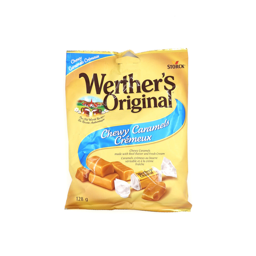Werther's Original Chewy Caramels 128g