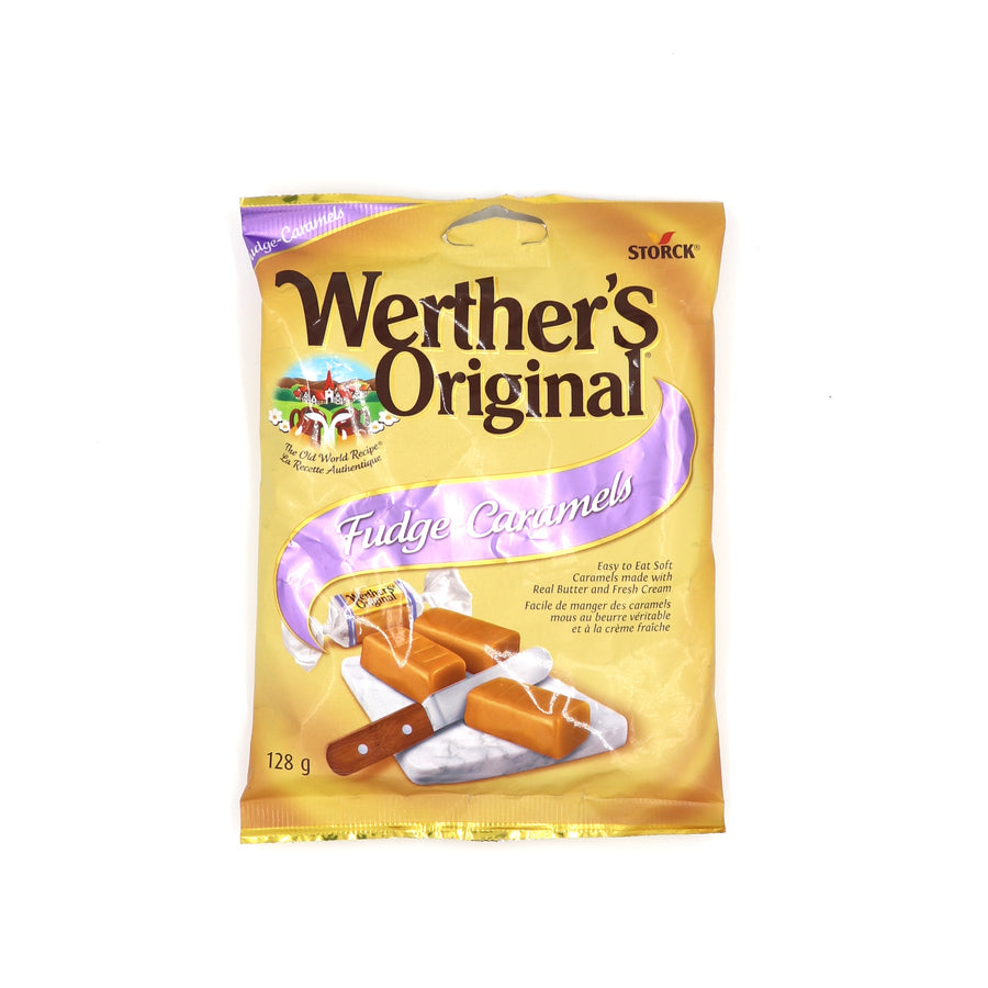 Werther's Original Fudge-Caramels 128g
