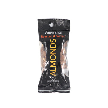 Wonderful Roasted & Salted Almonds 42g