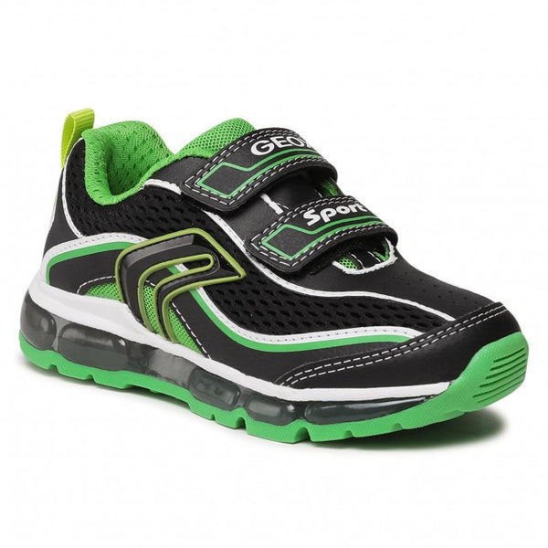 Geox Android Black/Green