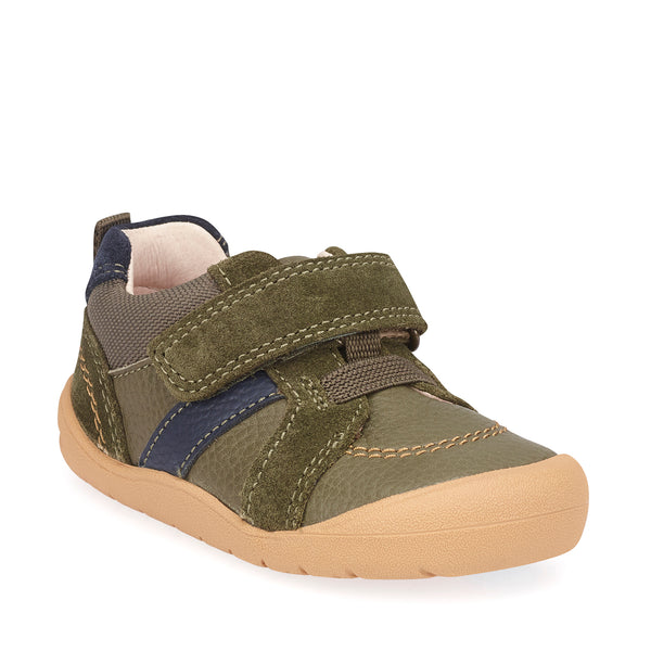 Start-Rite Twist Khaki Shoe
