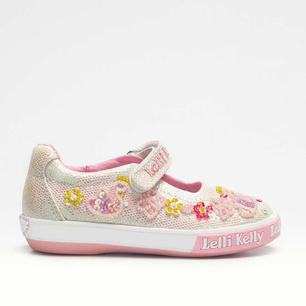 Lelli Kelly Leda Swan Shoe