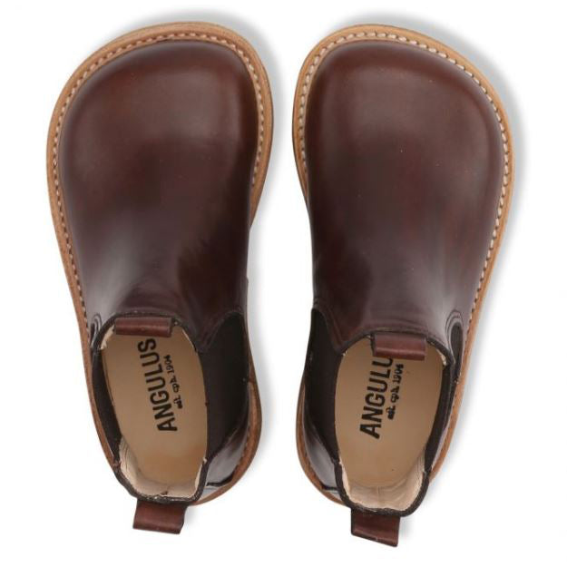 ANGULUS 2192 BROWN CHELSEA BOOT
