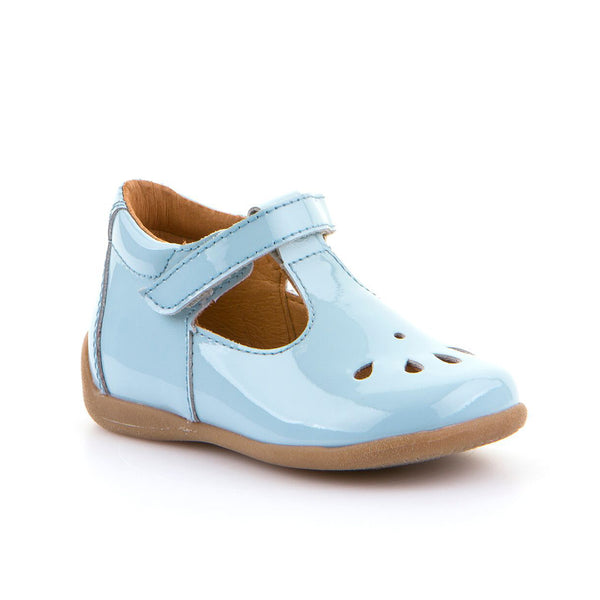 FRODDO INFANT T-BAR LIGHT BLUE SHOE G2140035