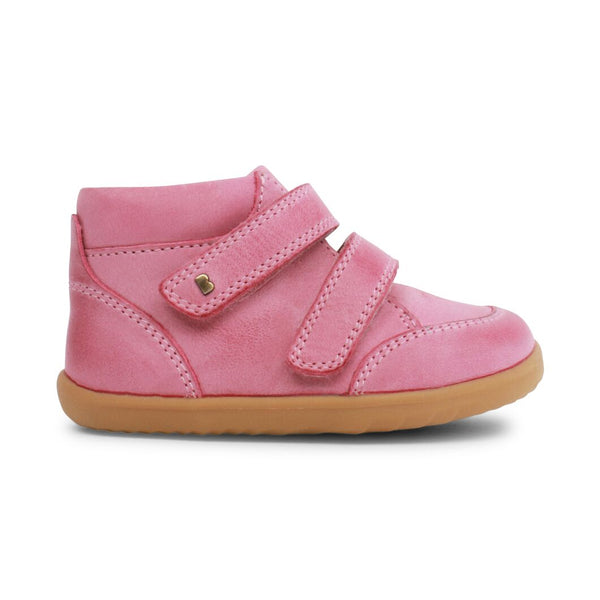 Bobux Step Up Timber Boot Vintage Rose