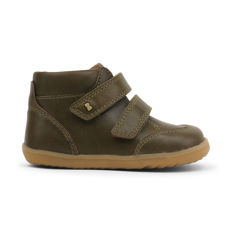 Bobux Step Up Timber Boot Olive