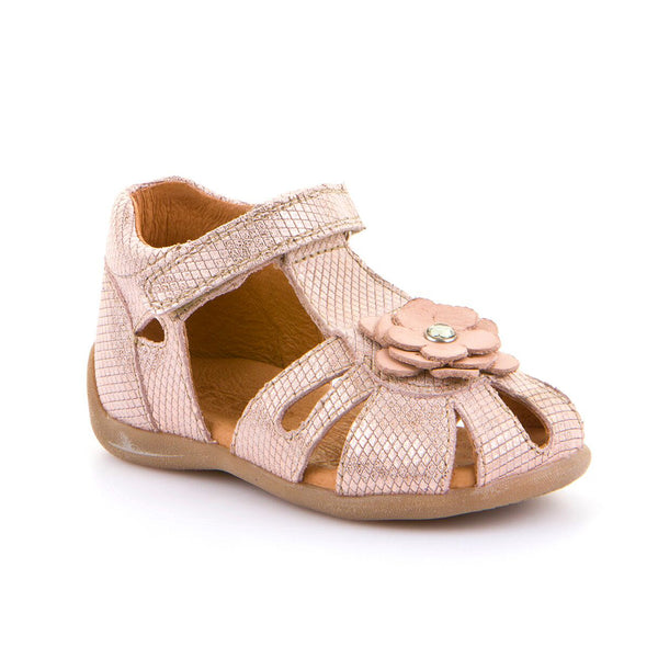 FRODDO INFANT SANDAL CLOSED TOE BLUSH G2150095-4