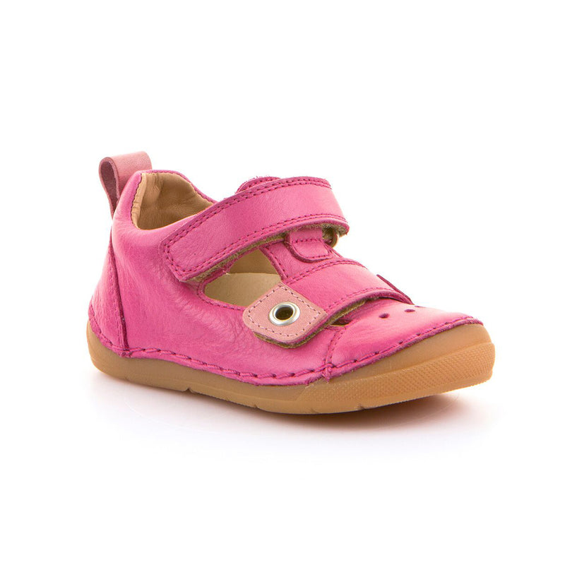 FRODDO INFANT CLOSED TOE SANDAL FUCHSIA G2150090-6