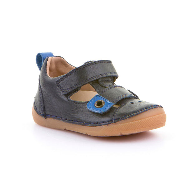 FRODDO INFANT CLOSED TOE SANDAL DARK BLUE G2150090