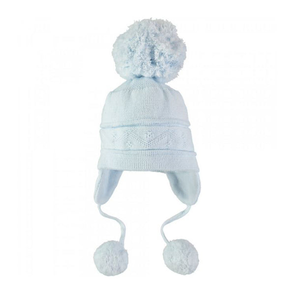Emile et Rose Griffin Pom Pom Hat