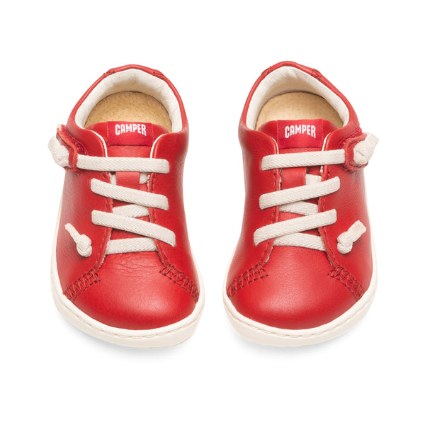 Camper Peu Red Shoe