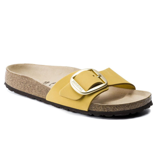 Birkenstock Madrid Big Buckle Ochre