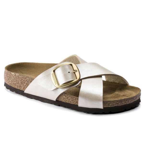 Birkenstock Siena Big Buckle Graceful Pearl