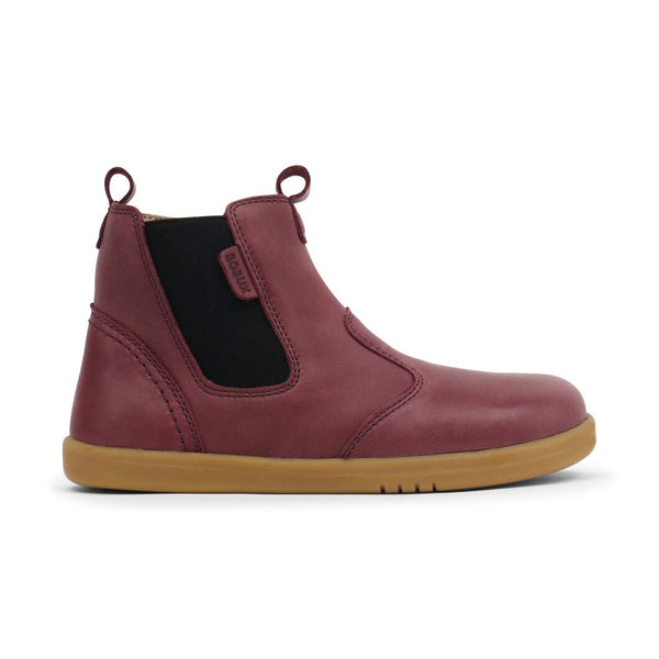 Bobux I Walk Jodhpur Boot Plum