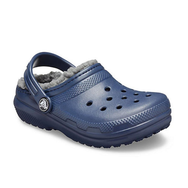 Crocs Classic Lined Kids Navy