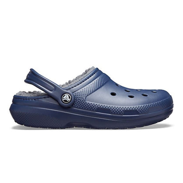 Crocs Classic Lined Clog Navy (Adults)