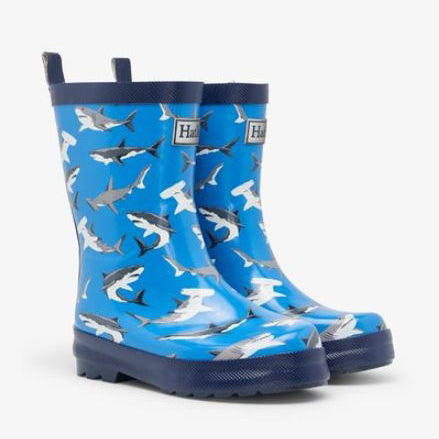 Hatley Deep Sea Sharks Welly
