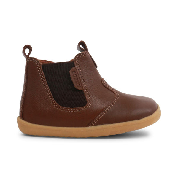 Bobux Step Up Jodhpur Boot Toffee
