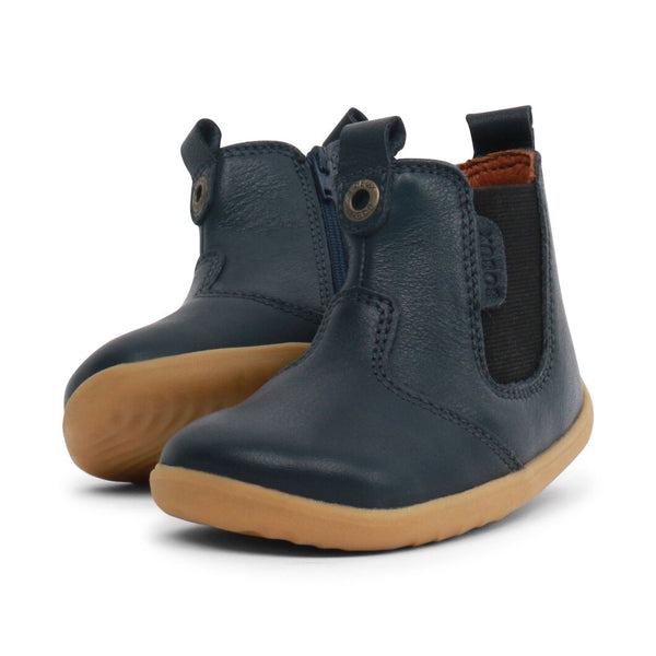 Bobux Step Up Jodhpur Boot Navy