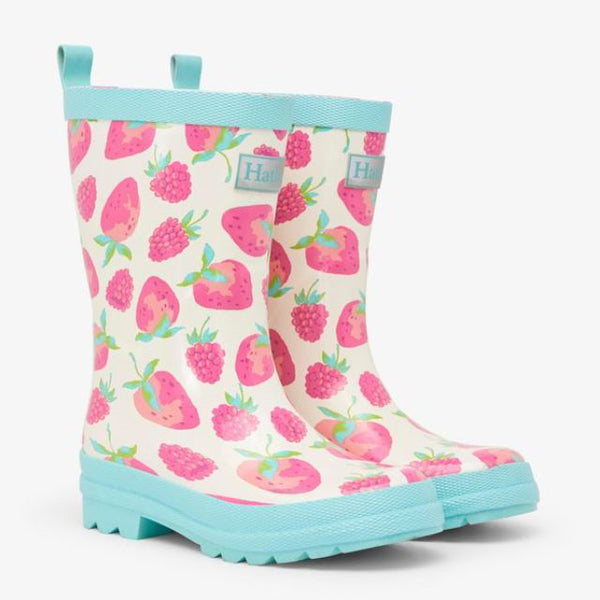 Hatley Delicious Berries Welly