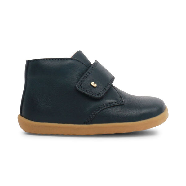 Bobux Step Up Desert Boot Navy