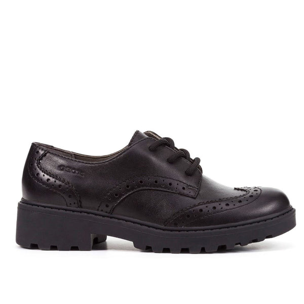 Geox Casey Leather Brogue