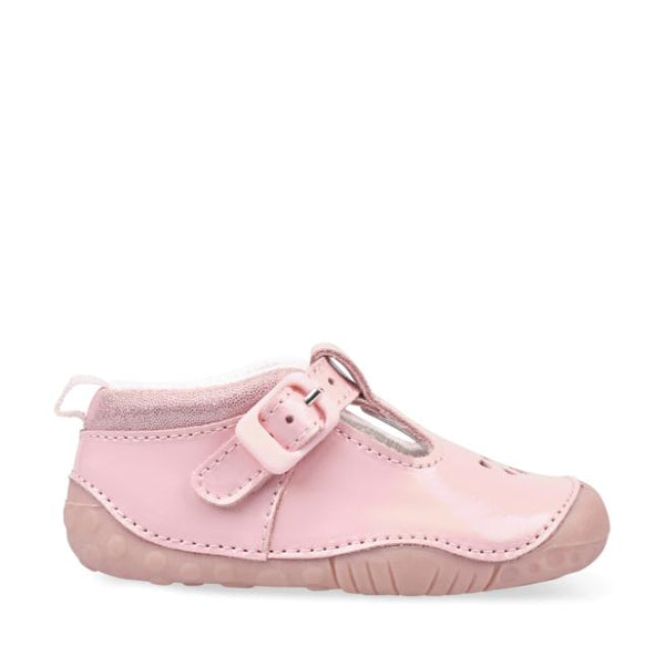 Start-Rite Baby Bubble Pink Patent