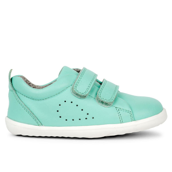 Bobux Grass Court Trainer Mint Green