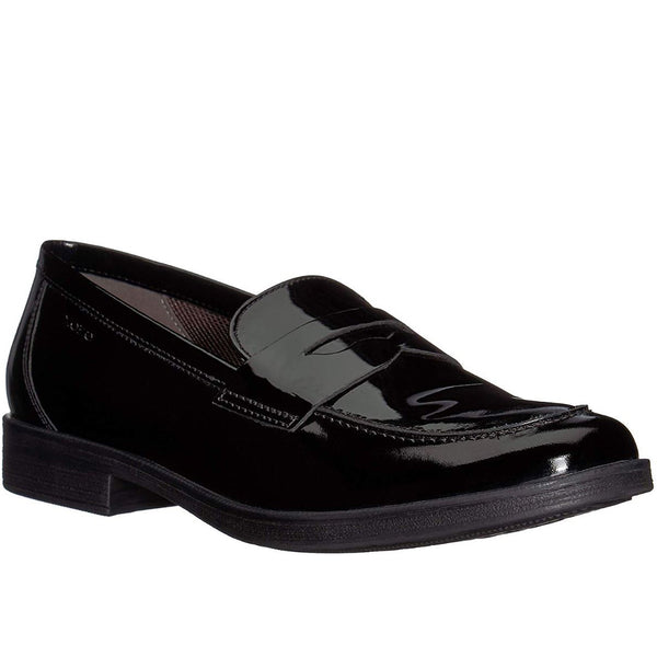 GEOX AGATA LOAFER PATENT