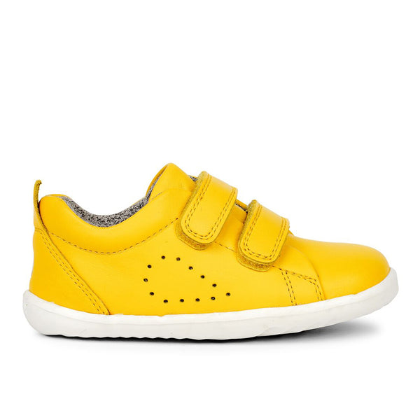 Bobux Step Up Grass Court Trainer Yellow