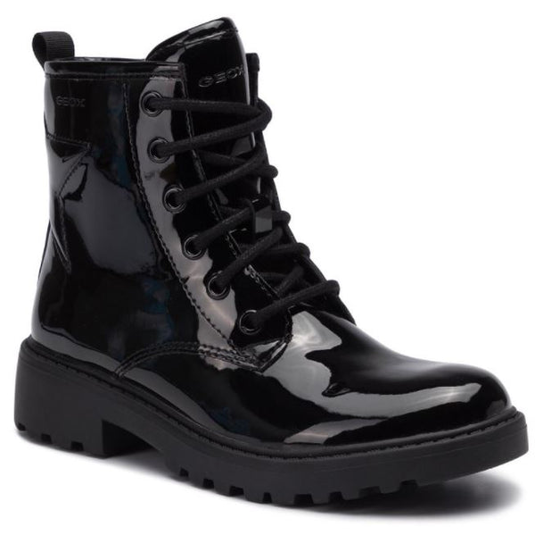 Geox Casey Black Star Boot