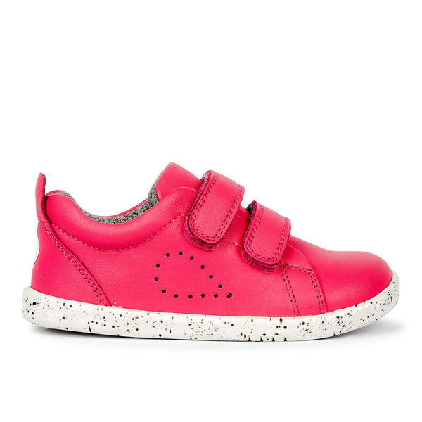 Bobux Grass Court Trainer Pink