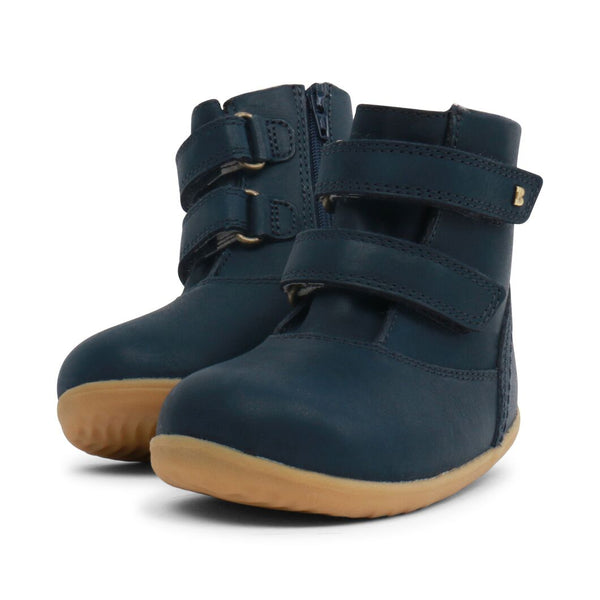 Bobux I Walk Aspen Winter Boot Navy