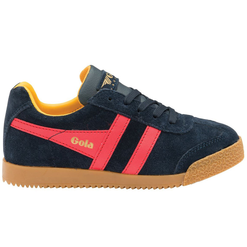 Gola Harrier Lace Up Trainer
