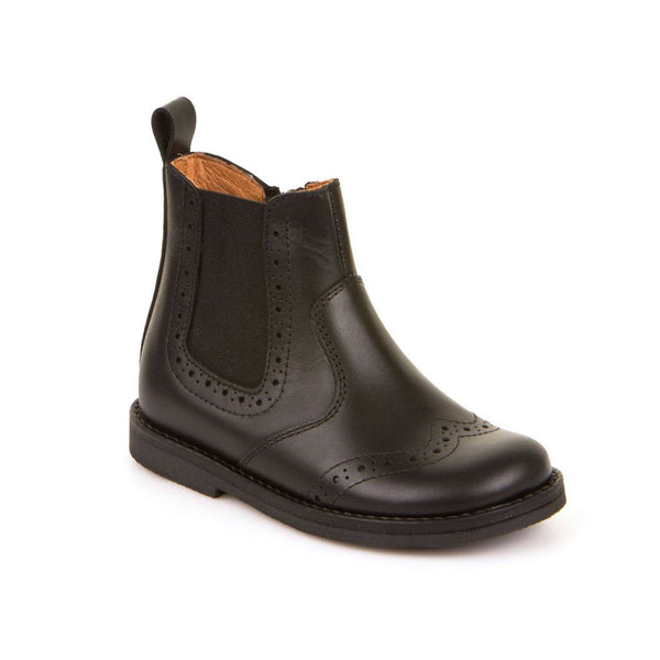 Froddo G3160061 Black Leather Chelsea