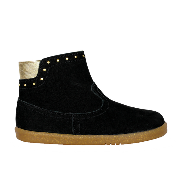 Bobux Belle Black Boot