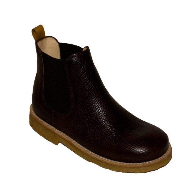 Angulus 6116 Brown/Mustard Boot