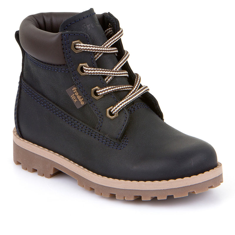 Froddo G3110155 Navy Lace Up Boot