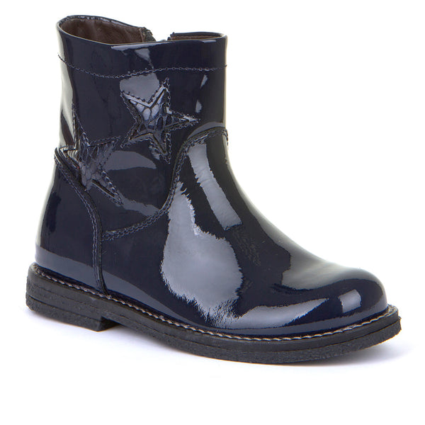 Froddo G3160123 Blue Patent Star Boot