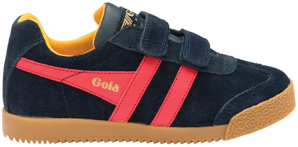 Gola Harrier Navy/red/sun