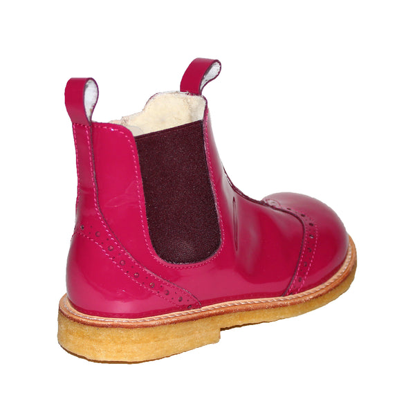 Angulus 6069 Pink Chelsea Boot