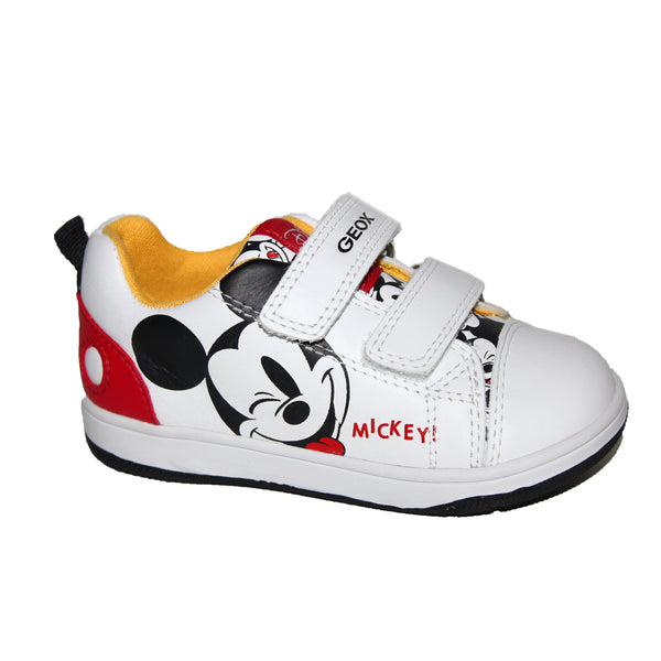 Geox Flick Mickey Mouse Trainers